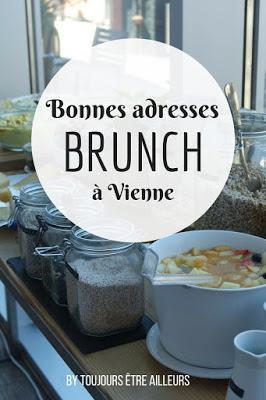 Guide de mes bonnes adresses brunch à Vienne (Autriche) #Austria #food #breakfast #Vienna #Wien