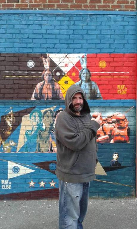 Résidence artistique de Tarek à Chauny