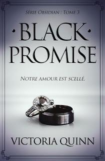 Obsidian #3 Black promise de Victoria Quinn