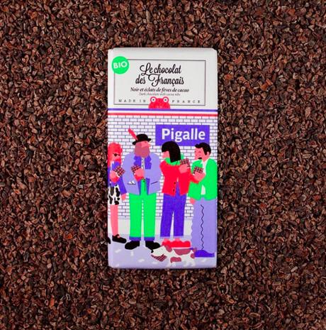 Le Chocolat des Français, vous allez aimer croquer dans leurs tablettes de chocolat