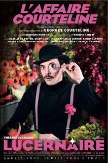 L'Affaire Courteline par la Compagnie de la Boite à lettres