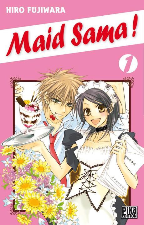 Un nouveau volume pour le manga Maid Sama! (Kaichô ha Maid-sama!)