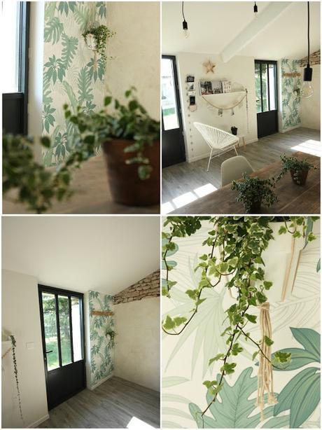 Habillez vos murs avec les papiers peints Maison Bonami