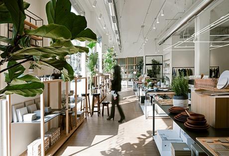 Tenoha, un concept store qui mêle décoration japonaise et italienne
