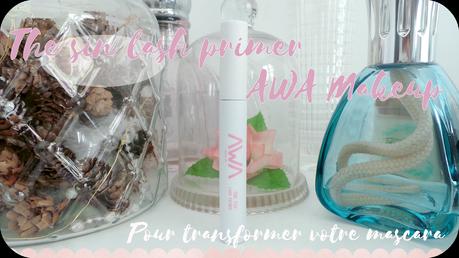 The sin lash primer AWA Makeup