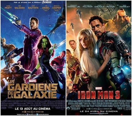 Top 5 des films Marvel  Bilan avant Avengers Infinity War