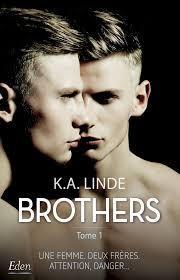Brothers #1 de KA Linde