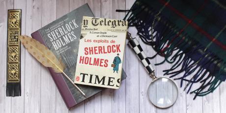 Les exploits de Sherlock Holmes – A.Conan Doyle & J.Dickson Carr
