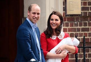 En exclu: Le prénom du #royalbaby