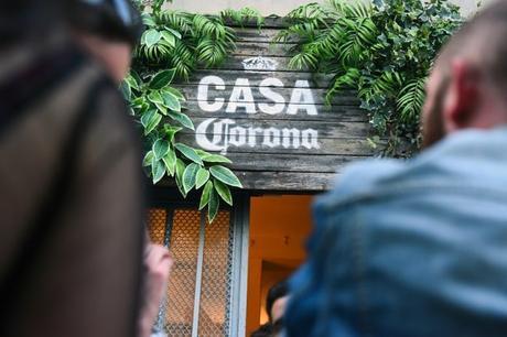 Rendez-vous à la Casa Corona