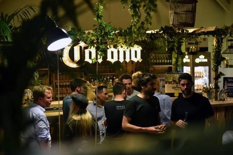 La Casa Corona, nouveau bar ephemere au coeur de Paris