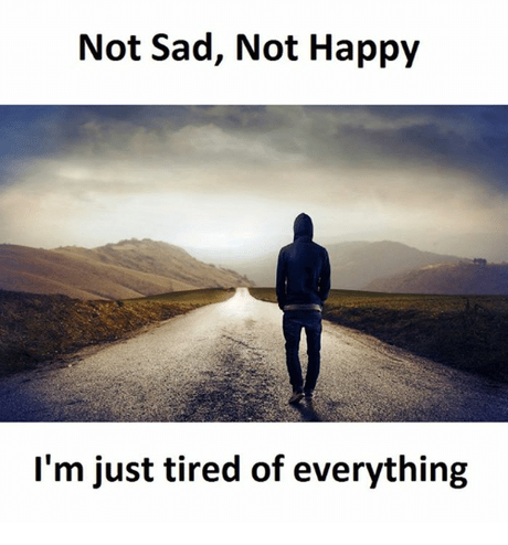 Fatigué d'être toujours fatigué ?