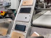 Daisy, robot recycleur peut démonter jusqu'à iPhone heure