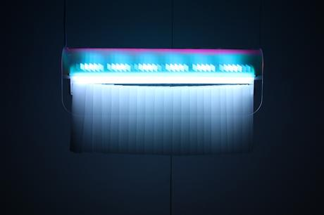 Mirage, la lampe de table illusionniste signée Soomin Jo