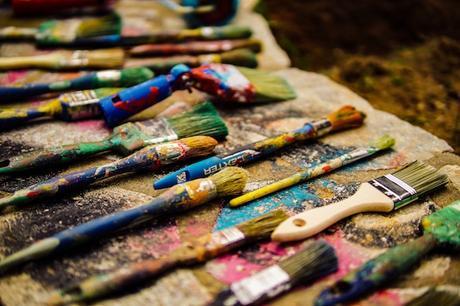 pinceau peinture cours bricolage diy gratuit foire de paris leroy merlin