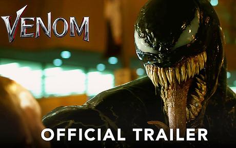 MOVIE | Venom : La nouvelle bande-annonce dévoilée !