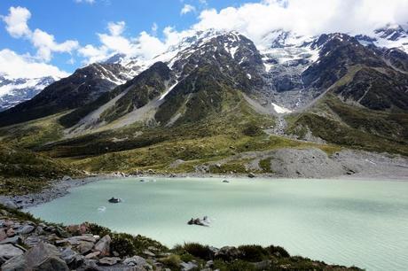 Nouvelle-Zélande : Mont Cook