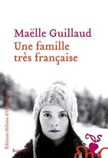 Une famille très française de Maëlle Guillaud