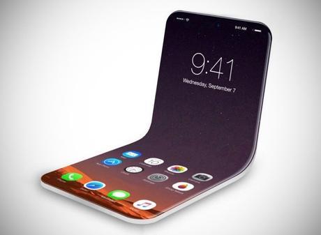 iPhone : des modèles pliables au programme pour 2020 ?