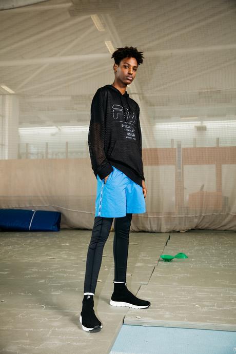 Weekday x Fila : minimalisme et sport font bon ménage
