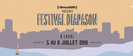 Philippe B, Klô Pelgag et Keith Kouna à Laval pour Diapason