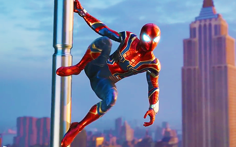 GAMING | Marvel's Spider-Man : Le skin de Homecoming et Avengers Infinity War officialisé !