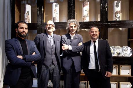 Milan Design Week Fuorisalone 2018 Antonio Marras, Kiasmo
