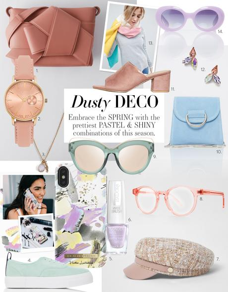 Inspirations printanières – Ma liste shopping spéciale Lifestyle !