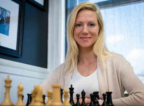 Le retour gagnant d'Anna Sharevich - Photo © Saint Louis Chess Club