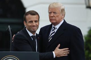 Emmanuel Macron chez Trump : Tout ça pour ça ?