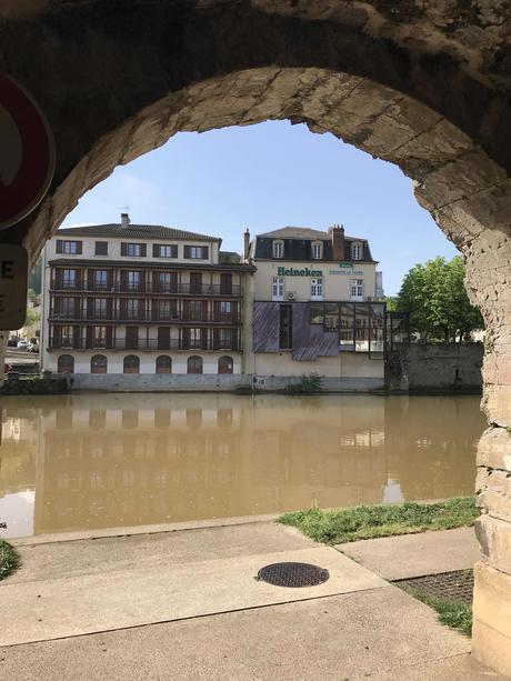 Carte postale de Villefranche-de-Rouergue