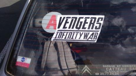 KinéComics - Soirée Avengers Infinity War