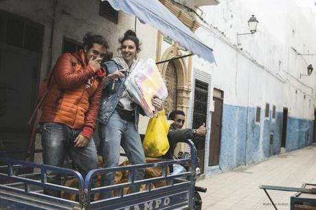 Festival Jidar à Rabat