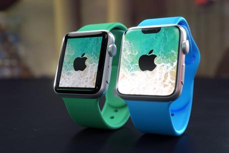 Apple Watch Series 4 : un écran plus grand et une meilleure batterie ?
