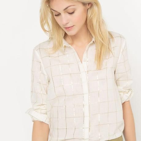 La Redoute chemise à carreaux