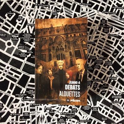 Alouettes, de Jeanne-A Debats