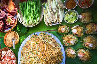 cuisine Thaï !!!