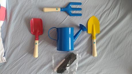 Les petits outils du jardinier