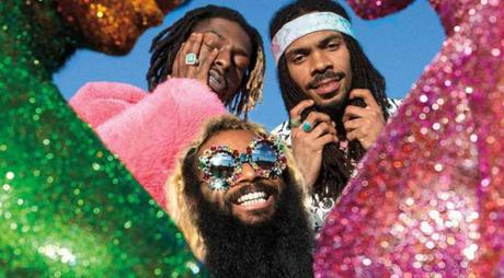 Flatbush Zombies « Vacation in Hell » @@@@