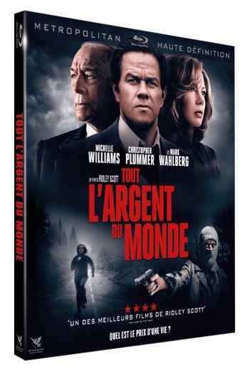 TOUT L'ARGENT DU MONDE (Concours) 2 DVD + 2 Blu-ray à gagner