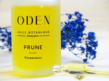 Contour des yeux à l'huile végétale de Prune.