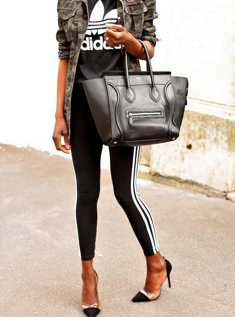 sac-celine-luggage-t-shirt-adidas-legging-adidas-style-inspiration
