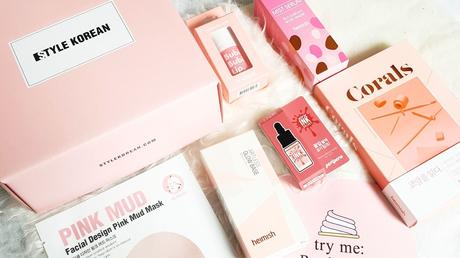 Pink In Blossom Box - Stylekorean
