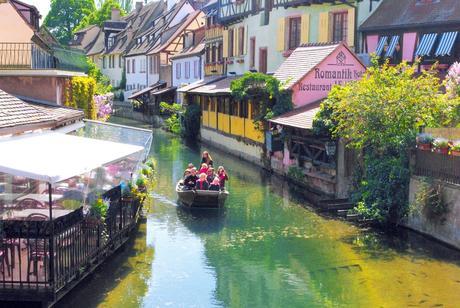 Colmar : la Petite Venise alsacienne © French Moments