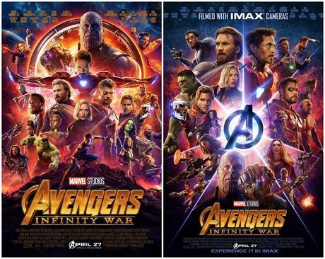 Ciné addict #3  Avengers Infinity War