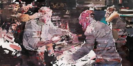 adrian-ghenie,painting,christies,auction,romania