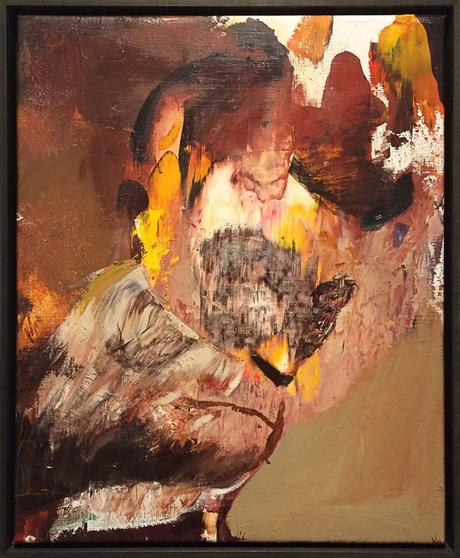 adrian-ghenie,painting,expressionnism,romania