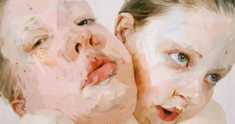 jenny-saville,painting,flesh,nude,feminism