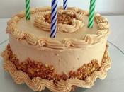 Gâteau fête pour amoureux
