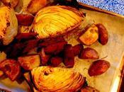 Légumes saucisse four pour soir pressé paresseux